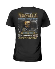 Quality Engineer Ladies T-Shirt thumbnail