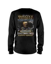 Quality Engineer Long Sleeve Tee thumbnail