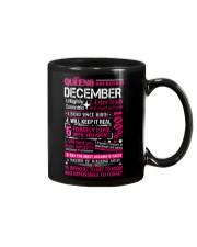 December Woman Mug thumbnail