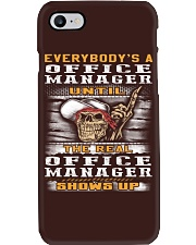 Office Manager Phone Case thumbnail