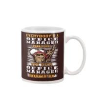 Office Manager Mug thumbnail
