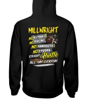 Millwright Hooded Sweatshirt back