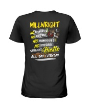 Millwright Ladies T-Shirt thumbnail