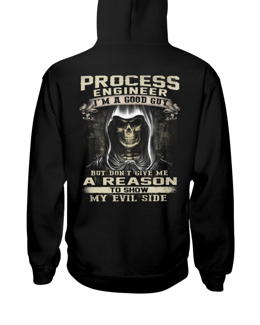 Process Engineer Hooded Sweatshirt