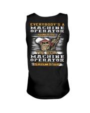 Machine Operator Unisex Tank thumbnail
