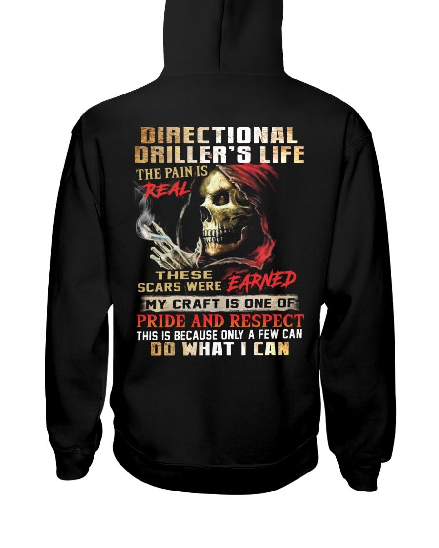 Directional Driller Hooded Sweatshirt