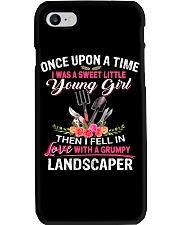 Landscaper Phone Case tile