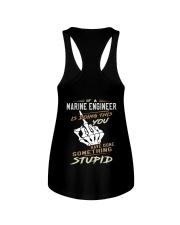 Marine Engineer Ladies Flowy Tank thumbnail