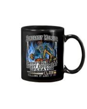 Heavy Equipment Operator Mug thumbnail