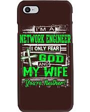 Network Engineer Phone Case thumbnail