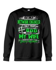 Network Engineer Crewneck Sweatshirt thumbnail