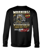 Woodworker Crewneck Sweatshirt thumbnail