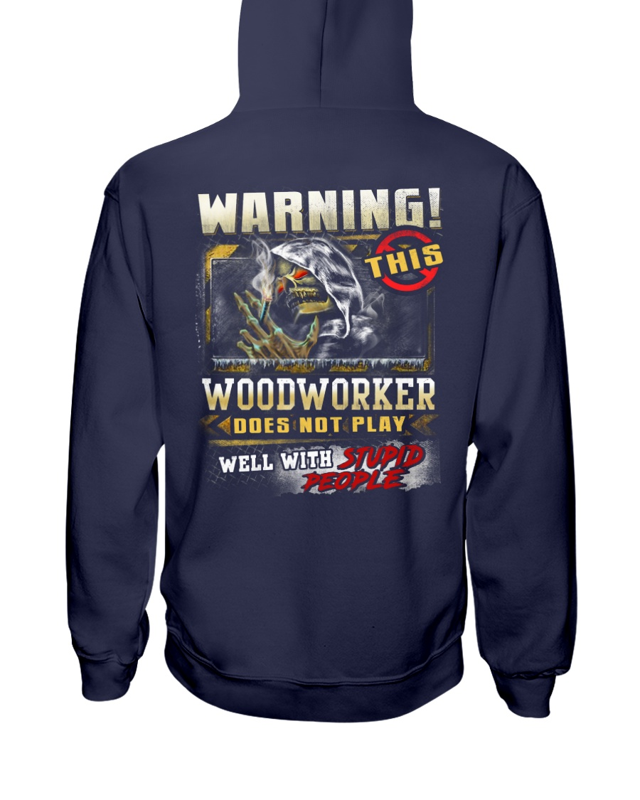 Woodworker Hooded Sweatshirt