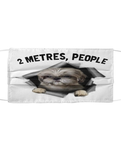 Shih Tzu 2 Metres People Limited Edition