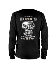 Saw Operator Long Sleeve Tee thumbnail