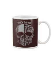 truck driver Mug thumbnail