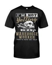 Warehouse Worker Premium Fit Mens Tee thumbnail