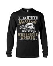 Warehouse Worker Long Sleeve Tee thumbnail