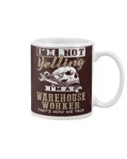 Warehouse Worker Mug thumbnail