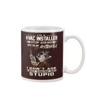 Hvac Installer Mug thumbnail
