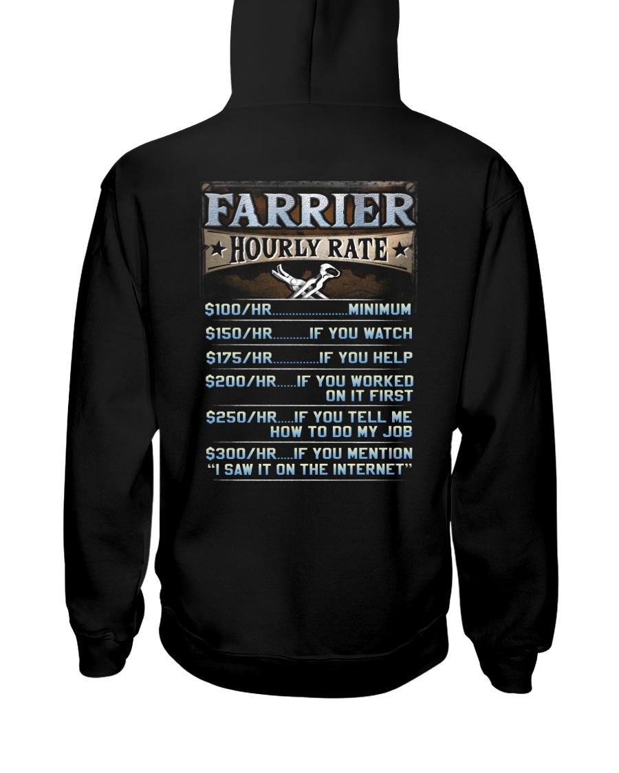 Farrier Hooded Sweatshirt