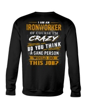 Ironworker Crewneck Sweatshirt thumbnail