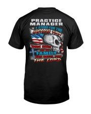 Practice Manager Classic T-Shirt thumbnail