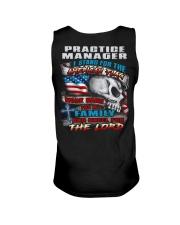 Practice Manager Unisex Tank thumbnail