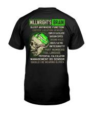 Millwright Classic T-Shirt back