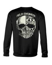 Field Engineer Crewneck Sweatshirt thumbnail