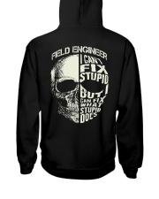 Field Engineer Hooded Sweatshirt back