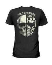 Field Engineer Ladies T-Shirt thumbnail