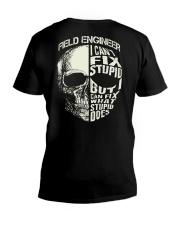 Field Engineer V-Neck T-Shirt thumbnail