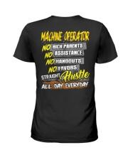 Machine Operator Ladies T-Shirt thumbnail
