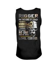 Rigger Unisex Tank thumbnail