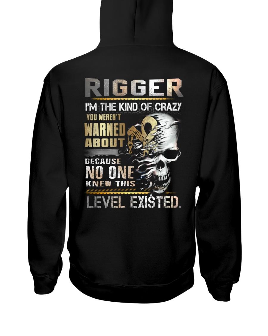 Rigger Hooded Sweatshirt