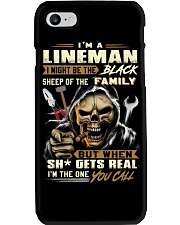 Lineman Phone Case thumbnail