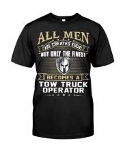 Tow Truck Operator Premium Fit Mens Tee thumbnail