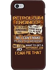 Petroleum Engineer Phone Case thumbnail