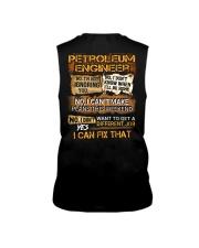 Petroleum Engineer Sleeveless Tee thumbnail