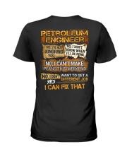 Petroleum Engineer Ladies T-Shirt thumbnail