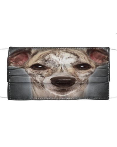 Whippet Face Mask Limited Edition