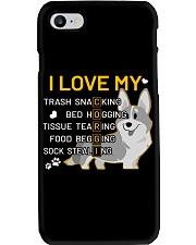 I Love My Corgi Dog Phone Case thumbnail
