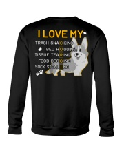 I Love My Corgi Dog Crewneck Sweatshirt thumbnail