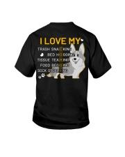 I Love My Corgi Dog Youth T-Shirt thumbnail