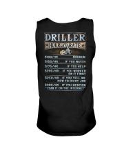 Driller Unisex Tank thumbnail