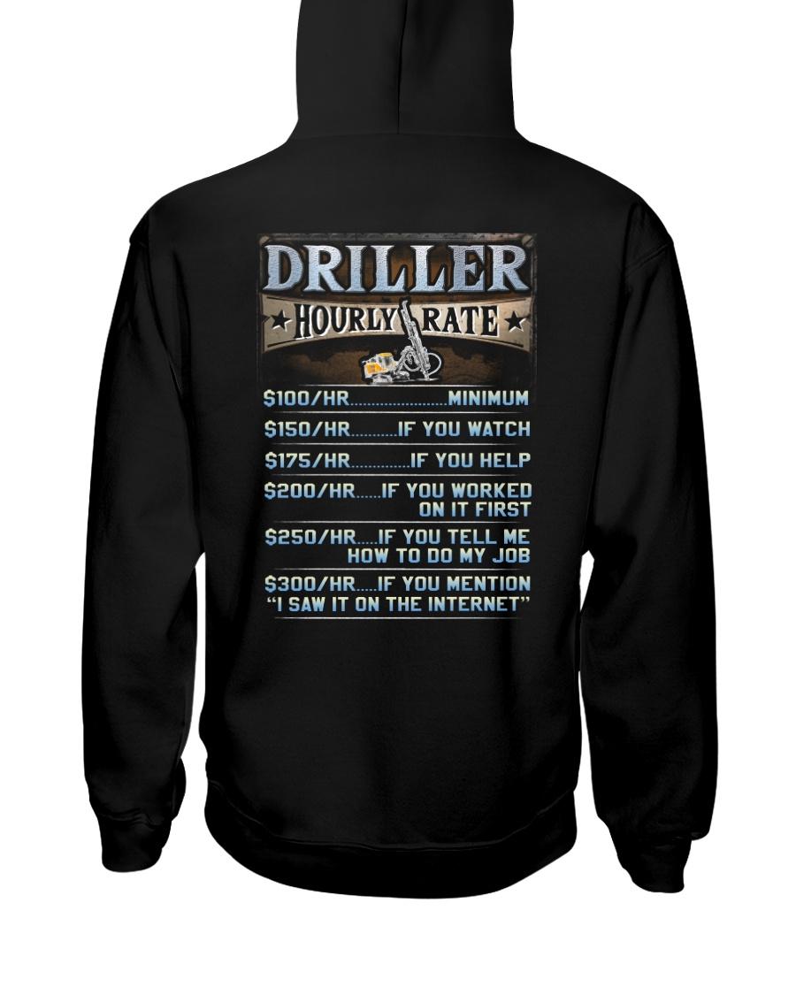 Driller Hooded Sweatshirt