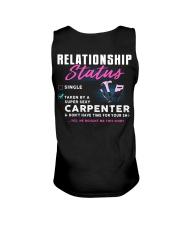 Carpenter Relationship Status Unisex Tank tile