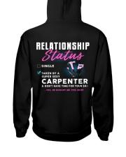 Carpenter Relationship Status Hooded Sweatshirt tile