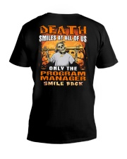Program Manager V-Neck T-Shirt thumbnail